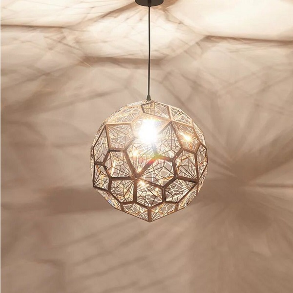 CM 009 Metal Ball Chandelier