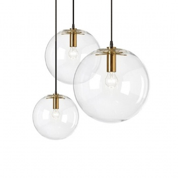 PG013 Glass Ball Pendant Lamp