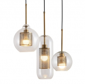 PG025 Glass Pendant Lamp