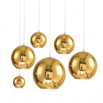 PG028 Glass Ball Pendant Lamp
