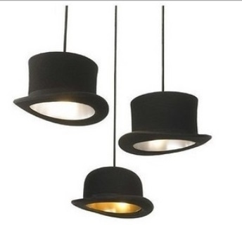 PM023 Metal Hat Pendant Lamp