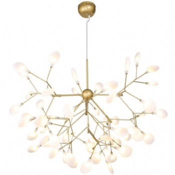 Tree Branch Firefly LED Chandelier