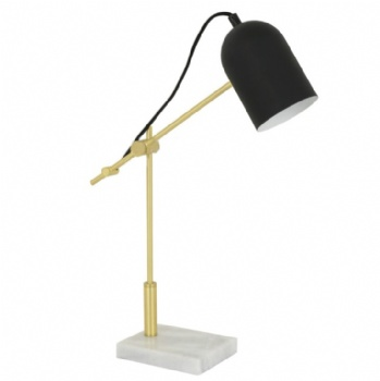 TM010 Metal Lampshade Hotel Table Lamp