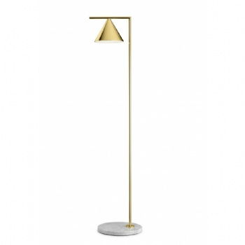 FM001 Modern Brass Floor Lamp