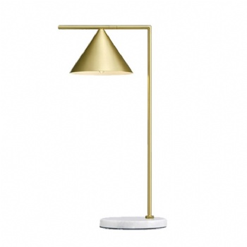 TM001 Modern Brass Table Lamp