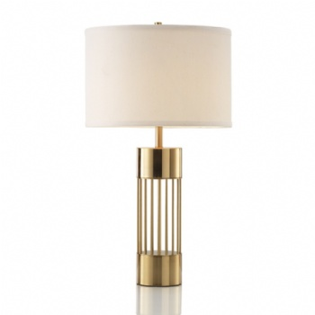 TF012 Brass Table Lamp