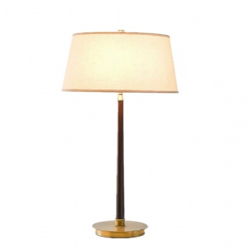 TF006 Brass Table Lamp