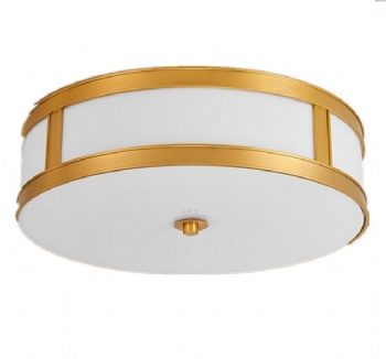 XP001 Copper Ceiling Lamp