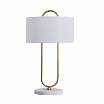 Fabric Table Lamp B021