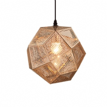 PM015 Hollowed Ball Pendant Lamp