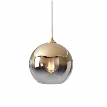 PG008 Gradient Glass Ball Chandelier