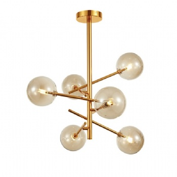 CG021 Glass Ball Chandelier