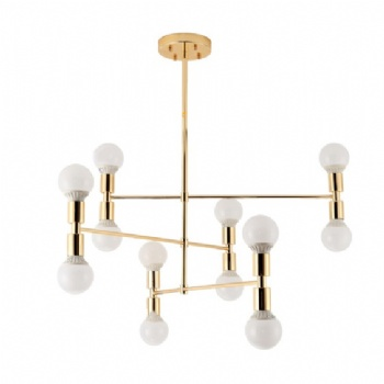 CG023 Glass Ball Chandelier