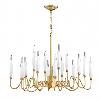 CG029 Glass Chandelier